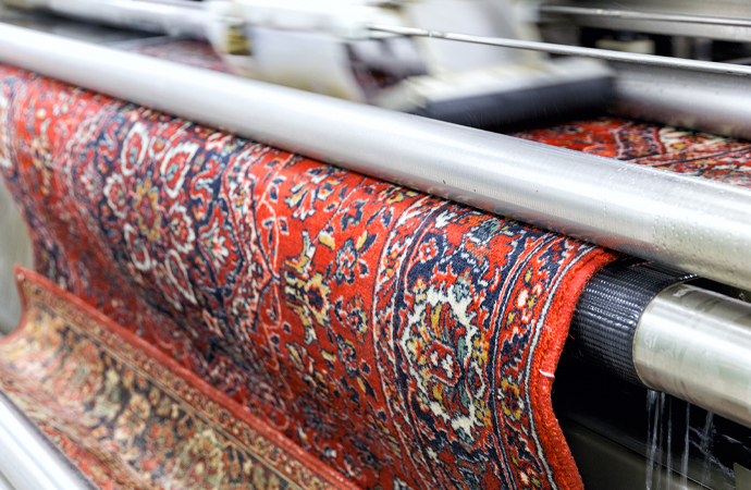 Machine-Made Rug Cleaning in Your Local Area