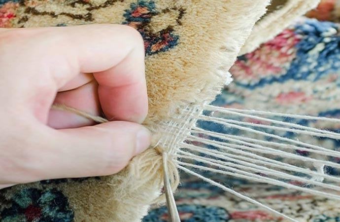 Patching & Reweaving Services