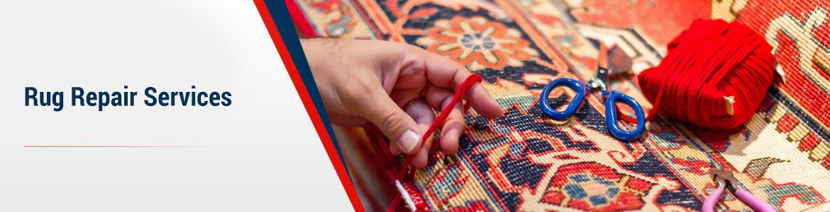 Rug Repair Services by Rug Rangers Service Providers Banner
