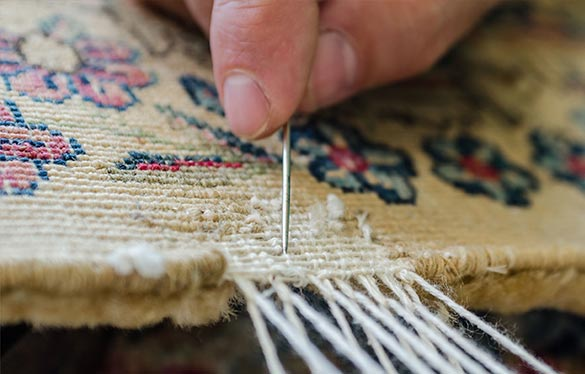 Rug Repair Services by Rug Rangers Service Providers