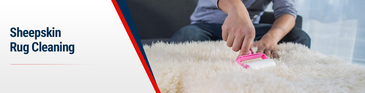 Sheepskin Rug Cleaning in your Local Area