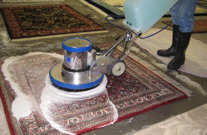 Rug Cleaning Facilities